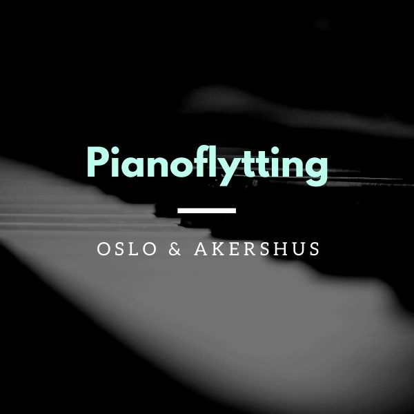 Pianoflytting Oslo